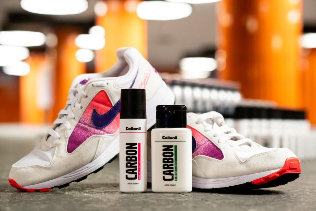 verkleuren adidas schoenen