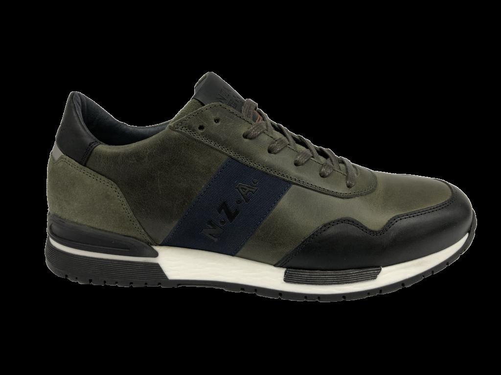 groene sneaker NZA