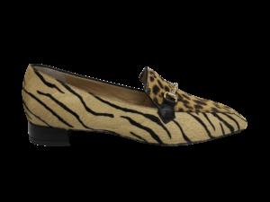 Zebra print loafer Nalini