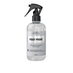 Piggy Proof | 01 Premium Protector Absorbent Fabrics | 150ml €17,50 300ml €24,99